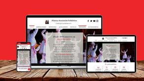 Pilarica estrena nueva web