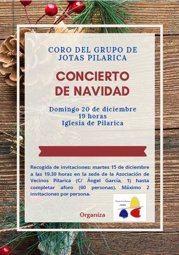 Concierto de Navidad en Valladolid
