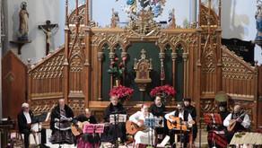 Llega el Concierto de Navidad al barrio Pilarica