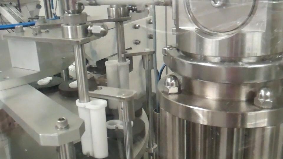Single and Dual Barrel Syringe Filling andAssembly