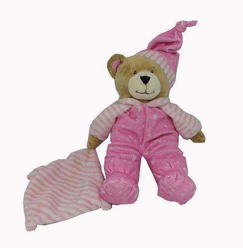 BABY BEAR CUDDLES PINK