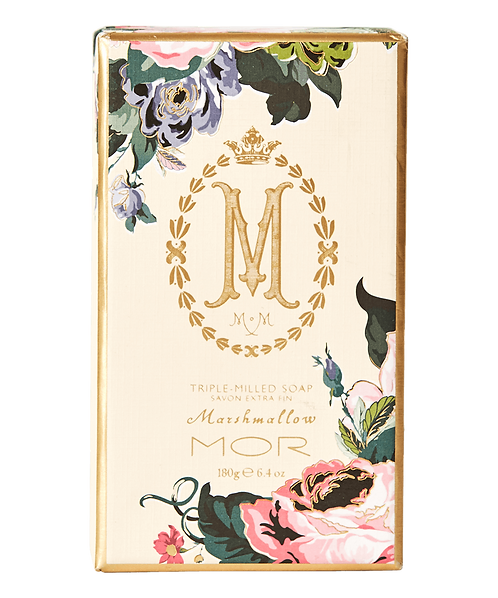 Marshmallow Triple-Milled Soap MOR