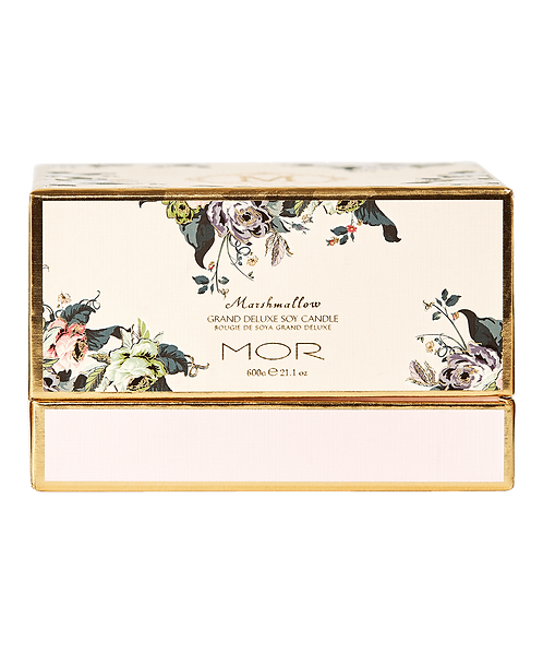 Marshmallow Grand Deluxe Soy Candle MOR