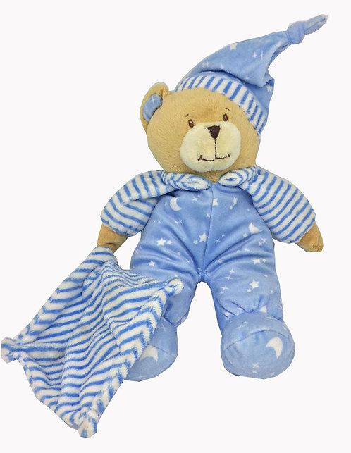 BABY BEAR CUDDLES BLUE