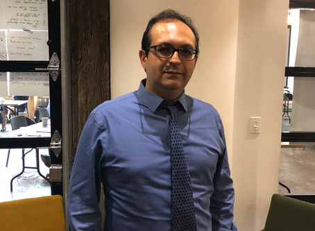 Q & A with Guillermo Valdeon, Incoming Legal Volunteer