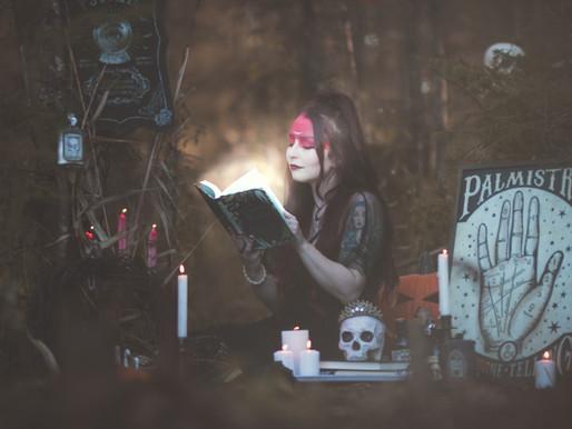 Le temps des sorcières...