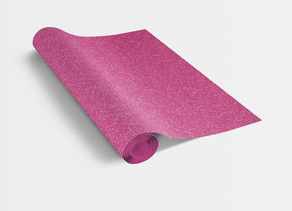 B-Flex Sandy Glitter Neon Pink (1yd)