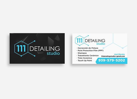 500 Business Cards 4/4
