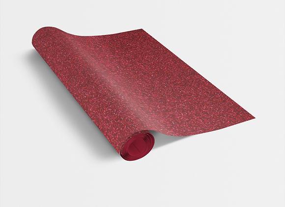 B-Flex Sandy Glitter Red (1yd)