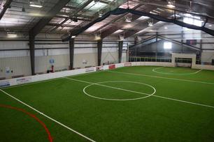 Parker Indoor Field