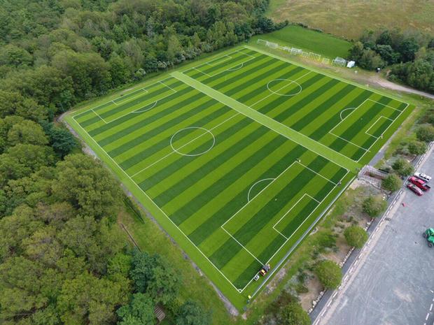 Holliston Field