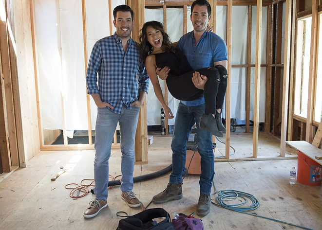 Synthetic Turf Property Brothers USA Today