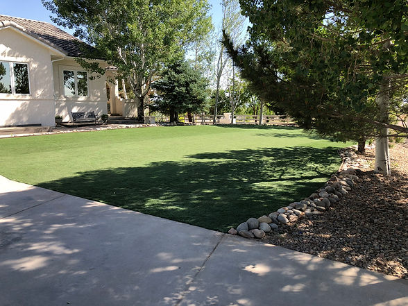Recycled Synthetic Turf RMTS