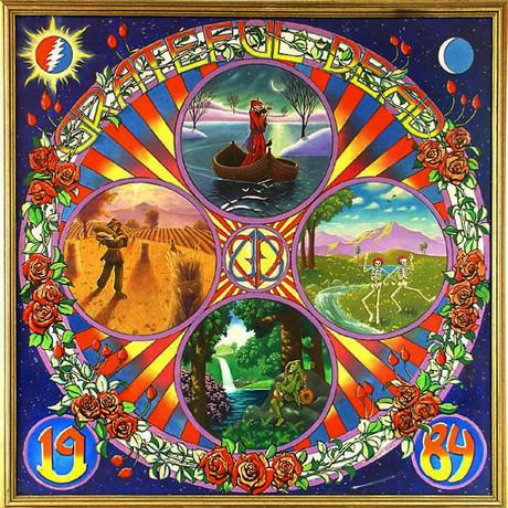 Grateful Dead 1984