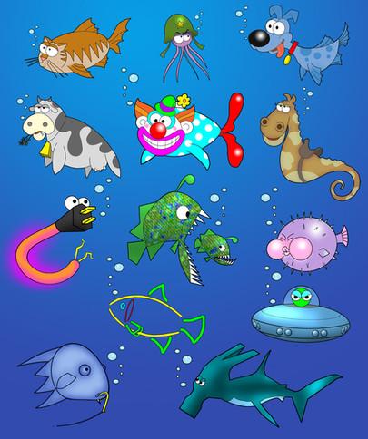 Funnyfish