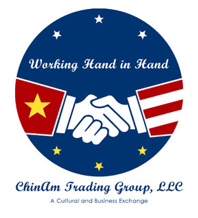 Logo for ChinAm Trading Group
