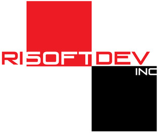 Logo for RiSoftDev Inc.
