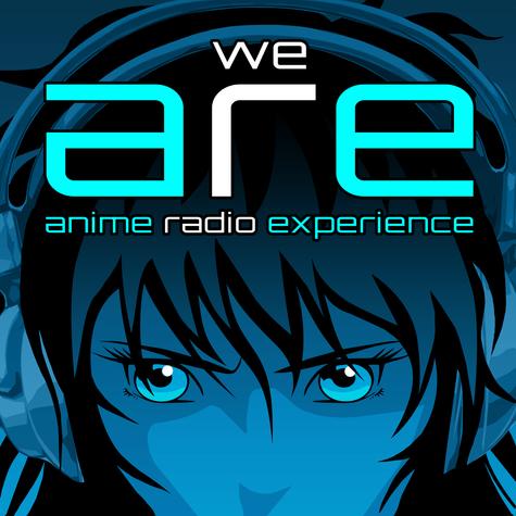 Logo for Anime Radio Experience