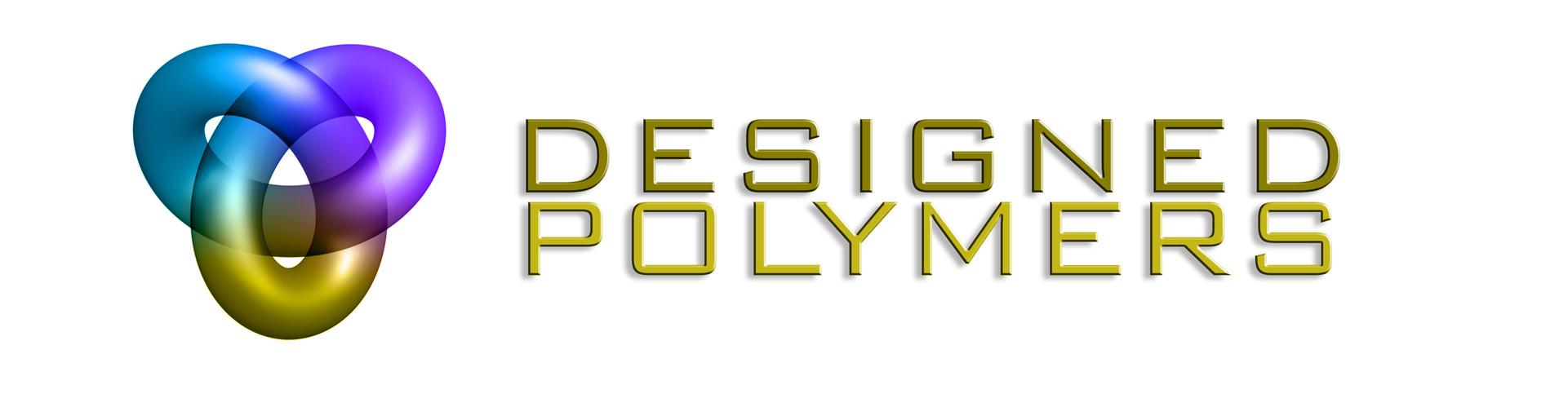 Logo for Designed Polymers