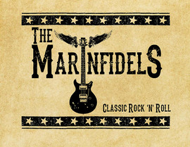 Logo for The Marinfidels