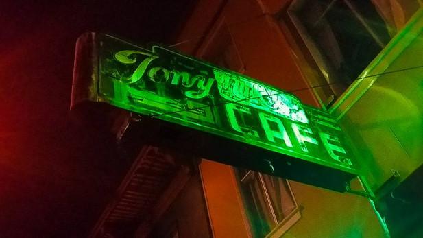Tony Nick's