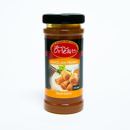 Sauce aux Prunes (215ml)