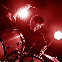 Drummer Red