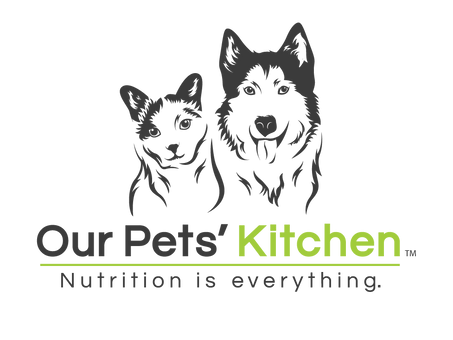 Welcome to Our Pets' Kitchen