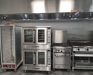 Commercial Kitchen for Rent, Shared use commercial kitchen