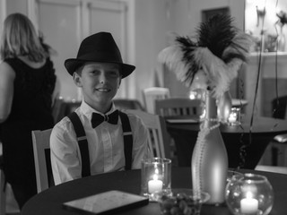 Great Gatsby Theme Party