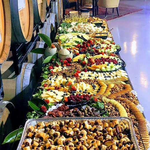 Catering for Holiday Party