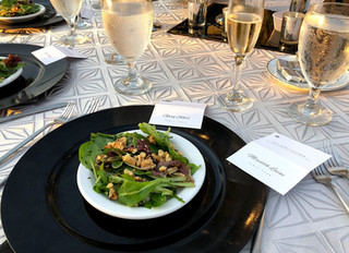 Plated/Seated at Private Mansion