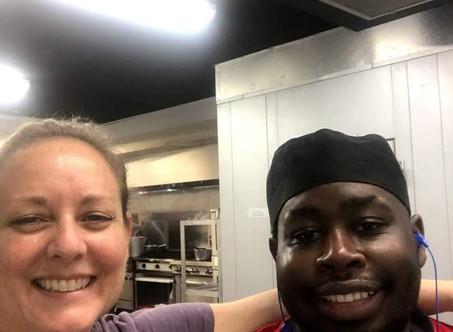 Roving Chef Logistics