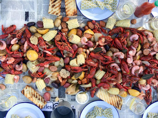 """""""Feed Our Future Leaders Fund Raiser"""" Low Country Boil -  Saturday, April 11th, 10:30am-2p"""