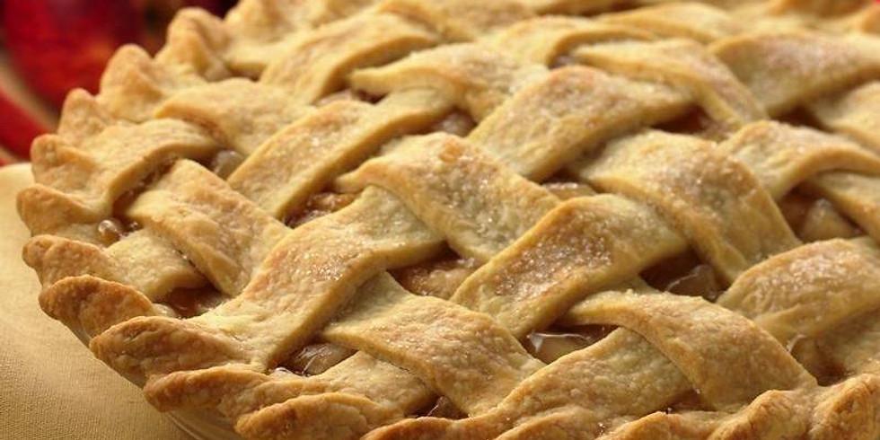 Sip & Bake - Making Thanksgiving and Holiday Pies