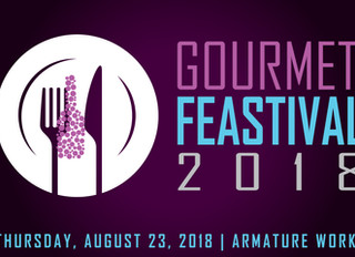 A Fresh Connection Catering At Gourmet Feastival Again This Year!!!