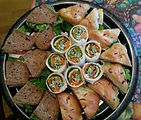 lunch catering, box lunch catering, wedding catering, funeral catering St. Petersburg, and Tampa