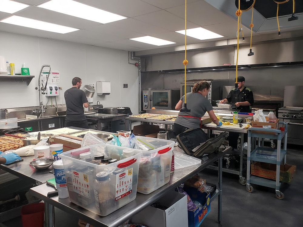 Florida Chefs Workshop Shared Use Commercial Kitchen