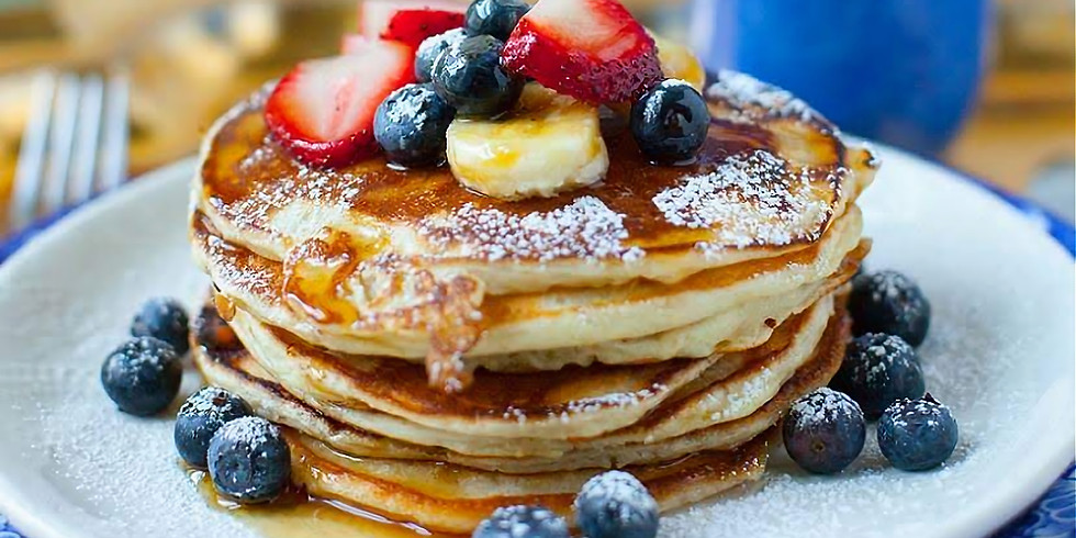 3rd Sunday Chefs Created All You Can Eat Pancake Breakfast
