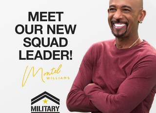 Military Makeover with Montel