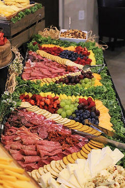 Grazing Table wedding catering St. Petersburg