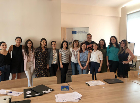 SMART Trainings at YSULS conducted by the Hellenic International University