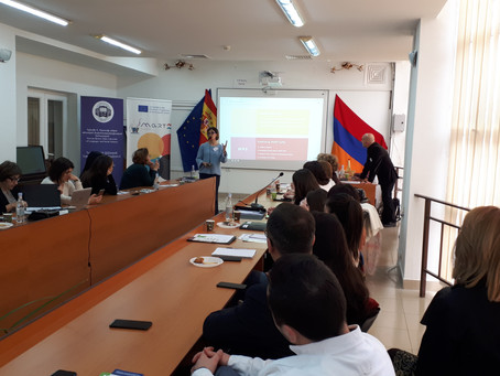 PUBLIC LECTURE WITHIN THE FRAMEWORK OF ERASMUS + SMART PROJECT