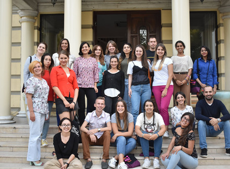 """YSULS Career Center Specialist Ani Hovsepyan Particpated in the The """"Youth@Work - Supporting women's"""