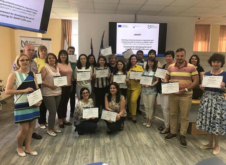SMART Trainings at Varna University of Management
