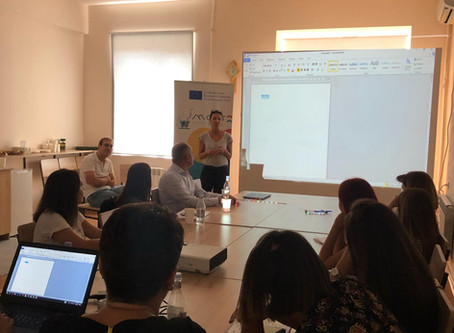 Public Lecture within the Framework of Erasmus + SMART Project at YSULS Smart Caffé