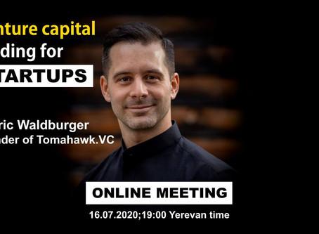 SMART Talks Meet Cédric Waldburger