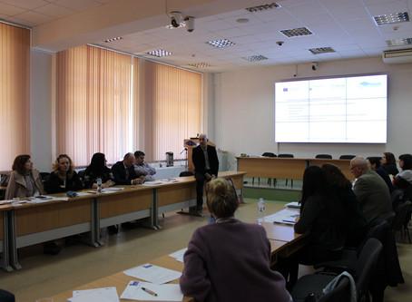 New training activities in Moldova