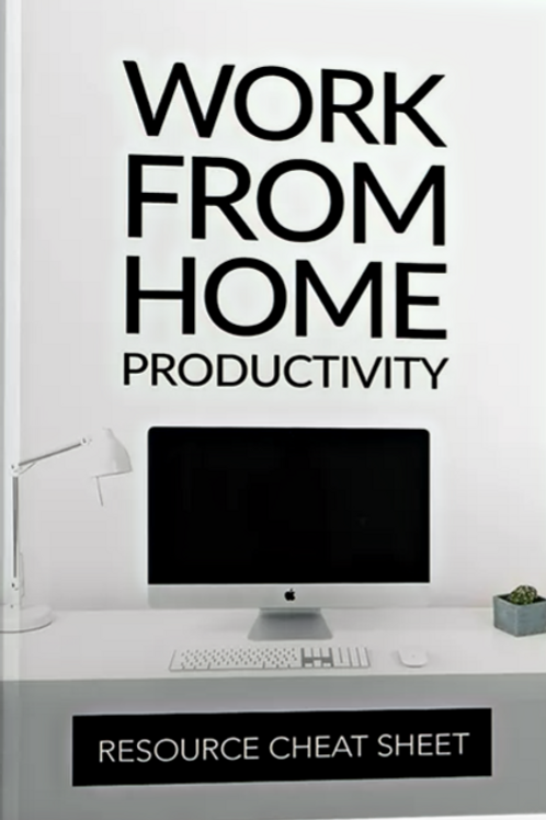 Work From Home : Productivity