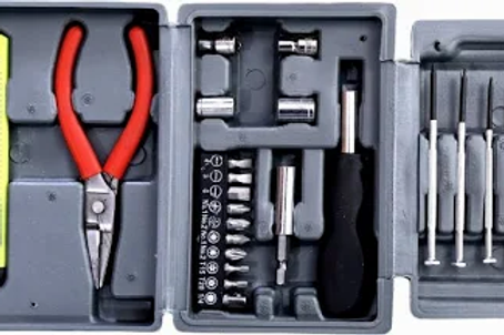 Tools Kit Precision Screwdriver Set (Sample product,not for Sale)